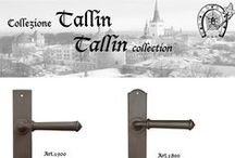 """Tallinn"" Collection - Traditional Hardware / ""Tallinn"" Colllection range of traditional hardware products from Galbusera. A collection of door and window furniture finished in 13 different finishes to suit both traditional and contemporary style homes. Hand crafted in Italy."