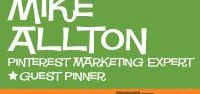 "Pinterest Expert Marketing Tips :: Mike Allton/Guest Pinner / Mike Allton is a Pinterest marketing expert, as well as a blogging and social media consultant. Mike has developed a reputation for being an excellent teacher and particularly enjoys showing businesses how content marketing, the combination of blog content, social media, and SEO, can lead to increased website traffic, lead generation, and sales conversions. He is the author of ""The Unofficial Book On HootSuite"" and ""The Ultimate Guide to the Perfect LinkedIn Profile."""
