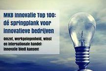 MKB Innovatie top 100 2016 / Innovatieve Nederlandse ondernemingen die zich willen nomineren voor de innovatie-etalage van de Kamer van Koophandel. MKB Innovatie topo 100 2016