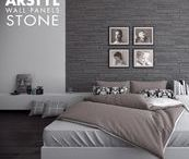 WALL PANELS STONE / Decorate your walls easily with ARSTYL® WALL PANELS STONE and create the appearance of real natural stone...