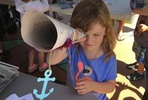 Seaside Kid's Club Crafts / Each Thursday, June 16 – August 18 from 11 am – Noon, bring the kids to the Harbor to enjoy seaside themed activities, art & adventure. FREE! Perfect for 4-10 yrs.