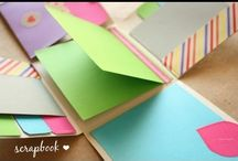 "Mini Album Tutorials /     Tips & techniques group board for making scrapbook Mini & Photo albums.  See our ""Book Binding"" board for cover, folds & binding techniques too! Send a comment to join.  Happy pinning!  ~Maria"