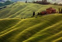 Tuscany!