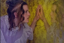 """The Yellow Wallpaper /  """"There are things in that wallpaper that nobody knows about but me, or ever will."""""""