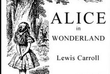 """Alice in Wonderland / """"Do you think I've gone round the bend?"""" """"I'm afraid so. You're mad, bonkers, completely off your head. But I'll tell you a secret. All the best people are.""""  ― Lewis Carroll, Alice in Wonderland"""