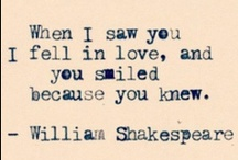 """Shakespeare  / """"This above all: to thine own self be true"""". - (Act I, Scene III)."""