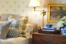 rest + retreat / bedrooms.