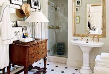 powder room. / bathrooms.