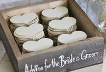 Guest book ideas / by Berry Acres Wedding Venue