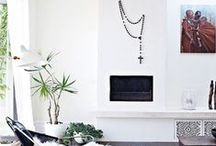 INTERIORS / Dining | Living | Nooks  / by Phoebe Carpenter