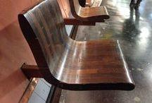 Timmervoorbeelden / Inspiratie voor meubel-zelfbouwprojecten