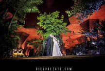 Bodas / Buenas Fotografías logradas por Diego Alzate y su equipo de Bodas
