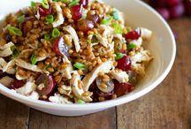 A manger - Salades