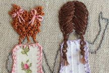 Embroidery / by Beth Sandig