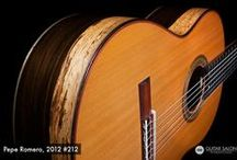 Pepe Romero jr. - luthier