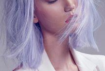 Hair & Pretty Colors