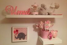 Baby baby ! / Baby girl, baby nursery decoration, pregnancy photos