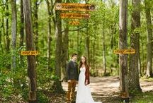 Heartwood wedding inspiration / Wedding inspiration based on Bella Figura's Heartwood design