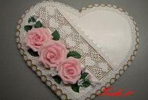 medovníčky svadobné a z lásky