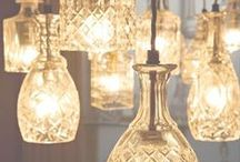 Let There Be Light / You just found the light of your life! Doesn't everything feel better with the right lamp or light fixture? Makes it feel brighter, cleaner, easier... Btw, we do lighting services all the time at homeyou.com =)