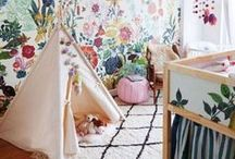 It's all for the kids / These inspiration ideas are so awesome that not even your inner child will resist! Btw, we make awesome kid's room all the time at homeyou.com =)