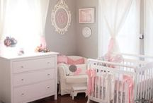 Nursery Room Ideas / These ideas can make a room so fun and beautiful that the baby will not want to grow! Btw, we build dreamy nurseries all the time at homeyou.com =)