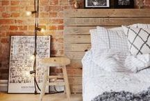 Rustic At Its Best / Rustic style is the best: it looks great, makes any room look super cozy, and also makes everybody feel more at home. So why not add it to your house too?! If you don't know where to start, then go to homeyou.com for some ideas!