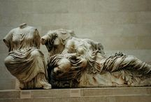 PARTHENON MARBLES / BRING THEM BACK.