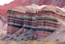 Geology of the Earth / Geology of the Earth / by Ginger Hill
