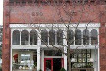 shoppes + storefronts