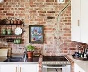 Brick it Free / All in all it's NOT just another brick in the wall... If you follow these ideas, you'll sure make your place much more solid!