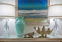 Nautical & Coastal Decor / The decoration ship has sailed and it's headed to your home! Check out these dreamy nautical ideas that will rock your boat!