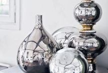 Silver Lining / Few things look as classy as silver decoration. Perhaps gold, but, meh, silver is way more stylish!