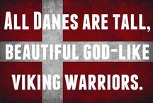 Jeg er fra Danmark!!