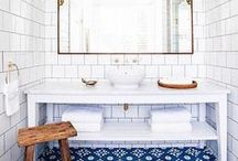 Tiles and Tiles / You can't go wrong with tiling: the practice has been present ever since 13th century B.C., and it never goes out of style! Btw, you can easily add these beautiful ideas in your home with your help, simply check out homeyou.com!