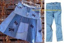 DIY - Ropa / Porque a veces tenemos esa vena costurera que nos impulsa a crear nuestras propias prendas.