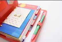 The Journal / All about bullet journals, planners, diaries : organisation tips, tricks, inspiration, hacks and advice.