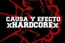 LADO H / Álbumes Hardcore