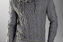 Men's Sweater (By Clark F.) / Jacket, Sweater, Coat, Coats, Wear, Clothes, Fashion, Vogue, Trend, Style, Trendy, Sports, Accessories, Men, Male, Man, Masculine,... ///  Accesorios, Chaqueta, Suéter, Sacos, Sudadera, Ropa, Moda, Tendencia, Estilo, Hombres, Masculino, etc.