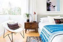 Scandinavian Decor / Scandinavian decor is so chic, minimal, sleek... Don't you want your whole house like this?!