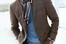 Men's Scarf / Bufandas (By Clark F.) / Scarf, Jacket, Sweater, Coat, Coats, Suit, Shirt, Shirts, T-shirts, Wear, Clothes, Fashion, Vogue, Trend, Style, Trendy, Sports, Accessories, Men, Male, Man, Masculine,... ///  Bufanda, Accesorios, Camisa, Camisas, Chaqueta, Suéter, Sacos, Trajes, Ropa, Moda, Tendencia, Estilo, Hombres, Masculino, etc.