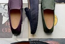 Men's Driver-Loafer Shoes (By Clark F.) / Driver, Drivers, Driving, Loafer, Loafers, Mocs, Shoes, Sneakers, Wear, Clothes, Fashion, Vogue, Trend, Style, Trendy, Sports, Accessories, Men, Male, Man, Masculine,... ///  Manejo, Manejadores, Mocasín, Mocasines, Accesorios, Zapatos, Calzado, Calzados, Ropa, Moda, Tendencia, Estilo, Hombres, Masculino, etc.