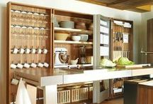 Kitchen Storage / A selection of bulthaup kitchen storage units
