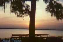 East Texas / Enjoy the peacefulness and beauty of Lake Fork in East Texas!