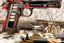 Guns n Grit / Weapons, ammo etc. / by David Carter