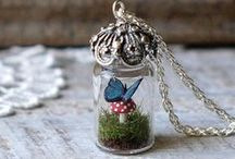 Mini-bouteilles / by Artgate Loisirs Créatifs