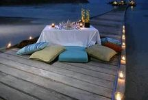 Romantic places / Romantic