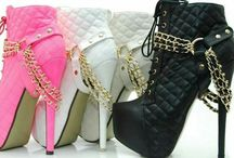 High heels♥ / Follow and comment on this board to be added! Only pin, pins that are RELATED to high heels. Happy pinning! :)