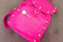 School bags!