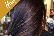 Hairstyles / For medium, long and short hair - check out all these gorgeous, easy to do, DIY hairstyle and hair coloring inspiration below.